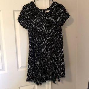 Urban Outfitters B & W Dress